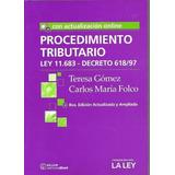 Procedimiento Tributario Ley 11.683. 8a. Ed Folco (pjl) Ll