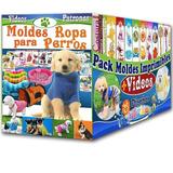 Kit Imprimible Moldes De Ropa Y Accesorios Para Perros