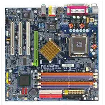Kit Placa Mãe Gigabyte Ddr1 + P4 3.0 + Cooler + 2gb 400
