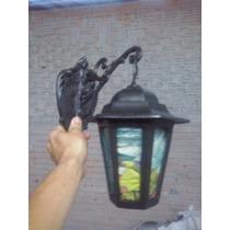 Arandela Luminaria Cb107 De Braço Para Parede