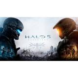 Juego Original Halo 5 Fisico Xbox One Nuevo Sellado Original