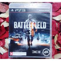 Battlefield 3 - Mídia Física - Impecável - Playstation 3