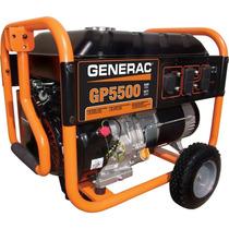 Generador De Luz 5500 6875 Watts Generac Coleman Powermate