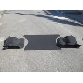 Carpete Porta-mala Uno 2 Ou 4 Portas Moldado Cor Cinza Escur