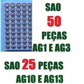 Baterias Ag1 Lr60 Ag3 Lr41 Ag10 Lr1130 Ag13 Lr44