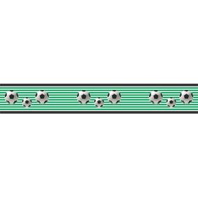 Adesivo De Parede Decorativo Jogando Bola Futebol Rln123gde - Casa ... fd72e54b6c63a