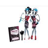 Monster High - Zombie Shake - Meowlody & Purrsephone- Mattel