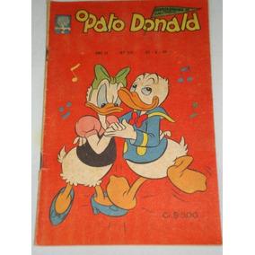 Pato Donald 337 De 1958 O Munumento De Pedra Coleção Disney