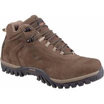 Bota Coturno Cano Curto Masculino Boot 100%couro N° 37ao48