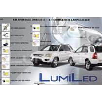 Kit Completo Lampadas Kia Sportage 2008-2010