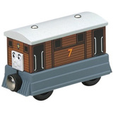 Thomas And Friends Wooden Railway - Toby El Motor De Tranví