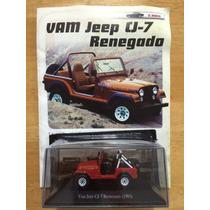 Grandes Autos Memorables Vam Jeep Cj-7 Renegado (1983) .
