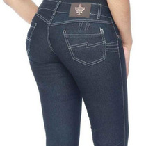 Calça Jeans Sawary Feminina Skinny Stretch Básica Bela! #tdc