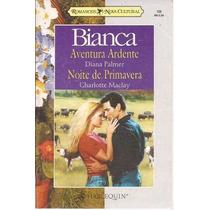 Aventura Ardente - Diana Palmer Bianca Duplo 739