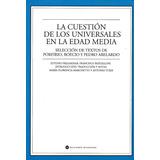 Boecio-porfirio.la Cuestión De Los Universales.en Edad Media