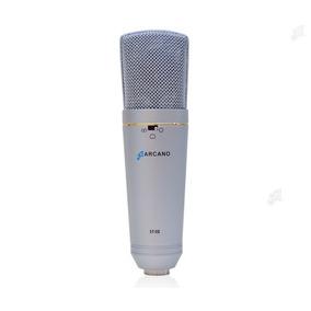 Microfone Para Estudio St-02 Baseado No Behringer B2 Pro