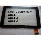 Pantalla Tactil Pàra Olidata Wb7 7 Pulgadas