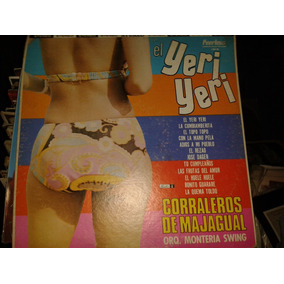 Disco Acetato: El Yeri Yeri Corralejos De Majagual