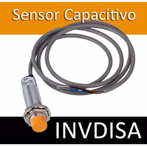Sensor De Proximidad Capacitivo 10mm