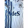 Camiseta Retro De Independiente Ades Blanca