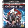 Blu-ray Ghostbusters / Cazafantasmas (2016) 4k + 3d + 2d
