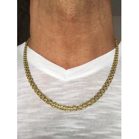 d375ab414d0 Colar Italiano Em Ouro 18k-750 Peso  22.3g Tam 54cm