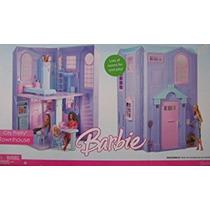 Juguete Barbie Ciudad Bonita Casa Playset (2005 Mattel Cana