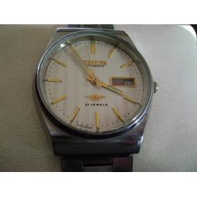 Bonito Reloj Citizen Automático Vintage. Colección 80´s.