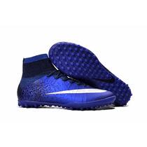 Multitacos Nike Mercurial Superfly Cr7 Blue Diamond