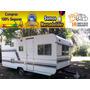 Alquiler Casa Rodante 4.80mts - P/6 - Aceptamos Mercadopago