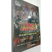 Dvd Vida De Pandillas Olor A Muerte 1 Y 2 + La Hiena Humana