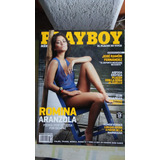 Romina Aranzola En Play Boy