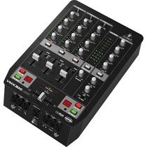 Behringer Vmx300 Usb Mixer Dj De 3 Canales Profesional Nueva