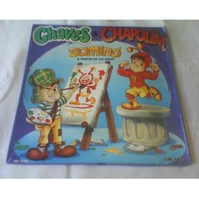Juego De Domino El Chavo Y Chapulin Retro C/envol.año 1991