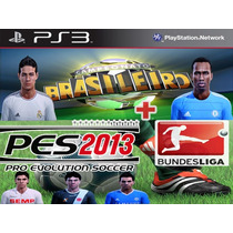 Patch Brasileirão + Bundesliga 2013/2014 Pes 2013 Americano