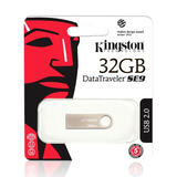 Pendrive Kingston 32gb 100% Original En Blister En Oferta !!