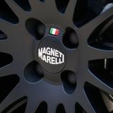 Oferta Kit 4 Llantas + 4 Centros Magneti Marelli Rodado 17