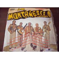Lp Los Montañeses De Monterrey, Envio Gratis