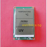 Display Lcd Purificador Latina Pa735 E Xpa775 Original