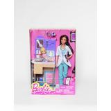 Barbie Profissões Pediatra / Médica Mattel
