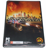 Jogo Need For Speed Undercover Para Windows Pc A6575
