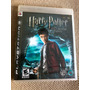 Juego Play Station 3 - Harry Potter Half Blood Prince