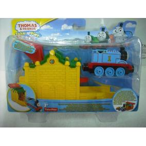 Thomas & Friends Lanzador D Locomotora Thomas Fisher Price