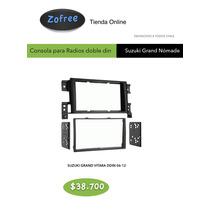 Panel Tablero Cambio Radios Suzuki Grand Nomade-vitara / Zf