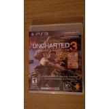 Uncharted 3 Original Para Ps3