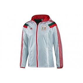 Chamarra Adidas Selección Mexicana 2014 Memo Ochoa