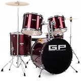 Bateria Musical Profesional Drumco Meses Sin Interes