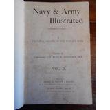 Navy & Army Illustrated 1900 Militar Naval Guerra Armas Raro