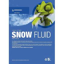 Fluido Máquina Neve Concentrado Faz De 25 A 80 Litros