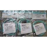 Patch Cord De Fibra Optica Panduit Sc/lc 2 Mts Multimodo Om3